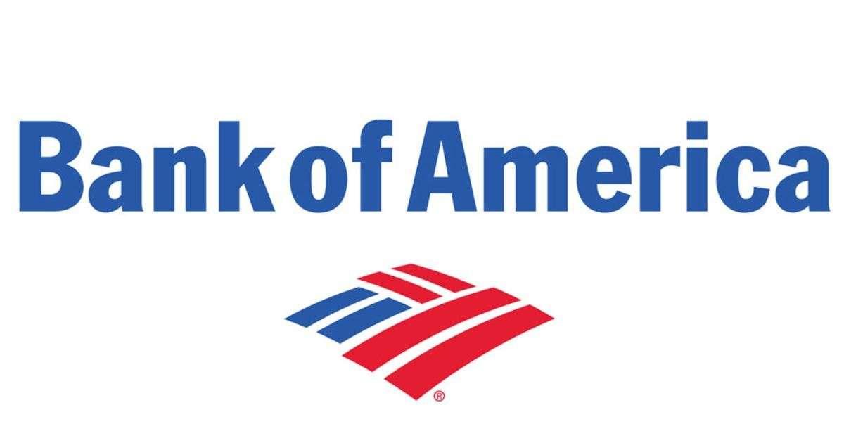 банк оф америка открыть счет